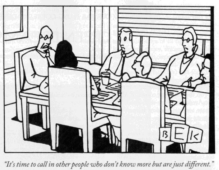 bridging capital NYer cartoon