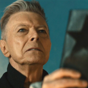 Just Like That Bluebird: The Mortal Prayers of David Bowie, RIP