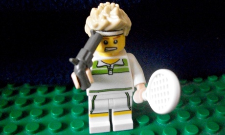 Lego Infinite Jest