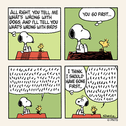 Snoopy_Comic_strip
