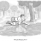 The New Yorker Does Narcissus