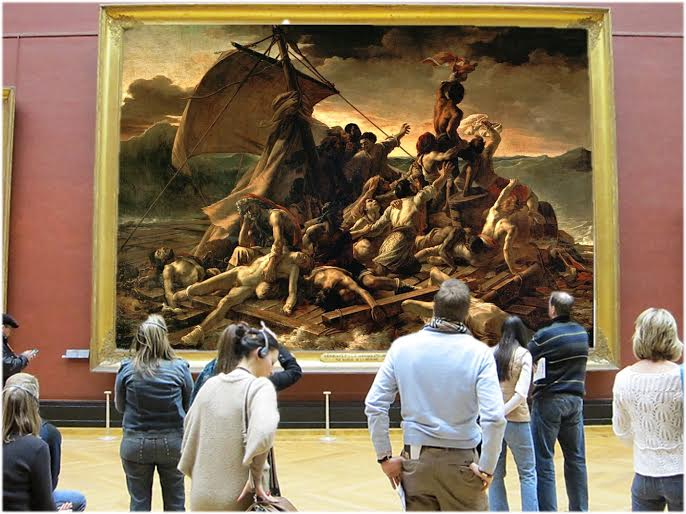 the raft of the medusa Drama the raft of the medusa (2015) 45min | drama | tv movie 18 april 2015  after months of continuous rain all coastal areas of the uk are flooded bella  and jude.