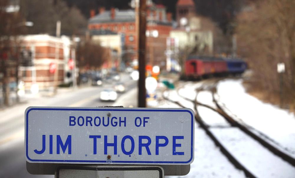 Jim Thorpes Body