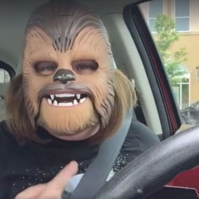Full Disclosure: I Did Not Understand the Chewbacca Mask Lady Video