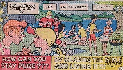 ArchieSaysStayPure