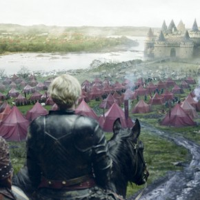 Nothing New: Notes on Game of Thrones, with an Eye on the Books