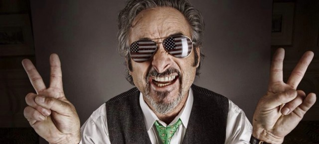 """David Feherty: The Addict Who Is a """"Plaid Jacket at a Funeral"""""""