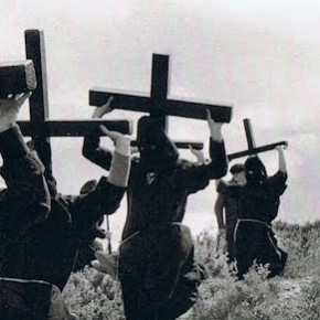 Richard Rohr on Why We Kiss the Cross