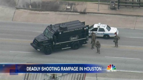 houston shooting