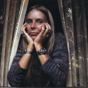 Sittin' in a River of Changing Faces, But I'm Lookin' for an Ocean: What Joni Mitchell Taught Me About Love