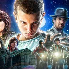 The Magnetism of the Exiled Soul to Stranger Things