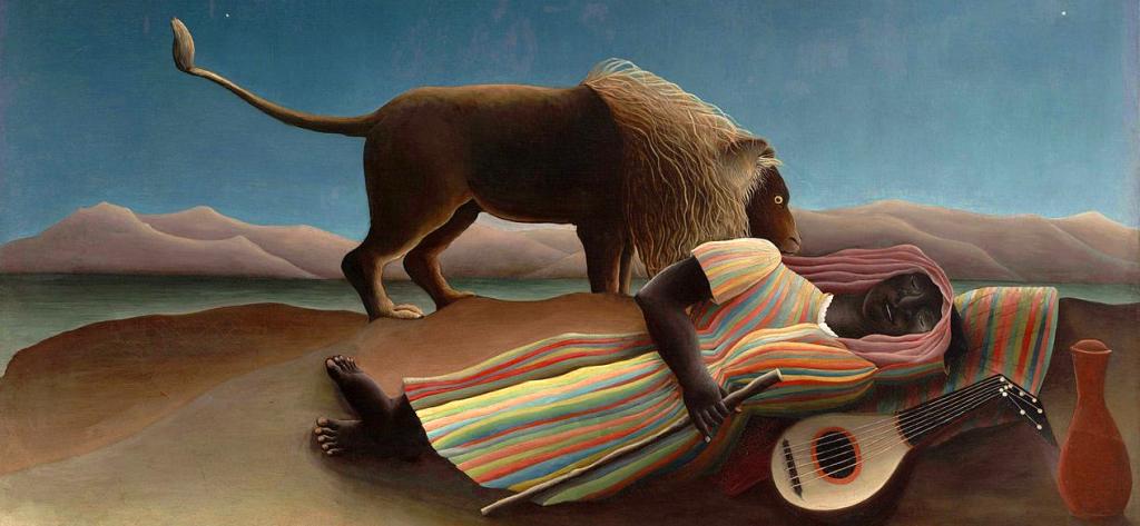 the-sleeping-gypsy