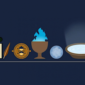 The Seven Sacraments of Harry Potter