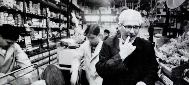 Throwback Thursday: The 1983 Interview with…Robert Farrar Capon!