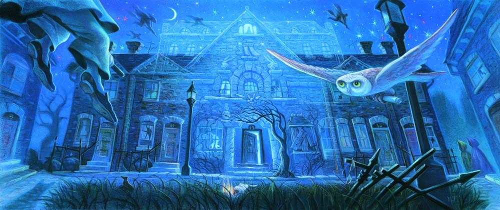 Harry Potter Book Cover Art : The seven sacraments of harry potter mockingbird