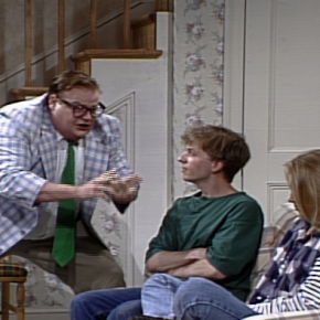 Pep Talks and the Gospel (In a Van Down by the River)