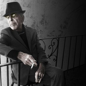 "New from Leonard Cohen: ""You Want It Darker"""