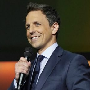 Life Is Too Politicized When Seth Meyers Stops Being Funny