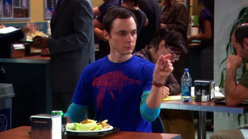 sheldon-cooper-star-wars-darth-vader-poster-failure-will-not-be-tolerated-by-lawrence-noble-in-the-big-bang-theory-scene-raj-choking
