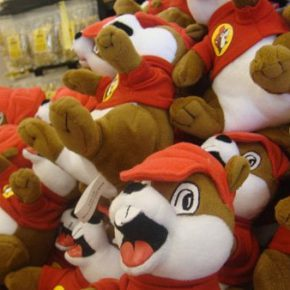 Parish Retreat at Buc-ee's: Grace in Unlikely Places