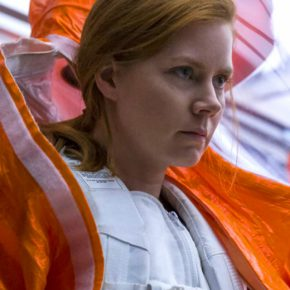 Arrival and the Problem with Drawing Lines