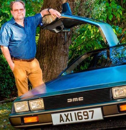 Don't forget this guy: Arrested for driving his Delorean 88 mph.