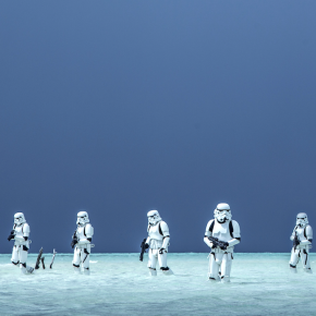 In This Hope We Rebel: Rogue One, An Advent Story