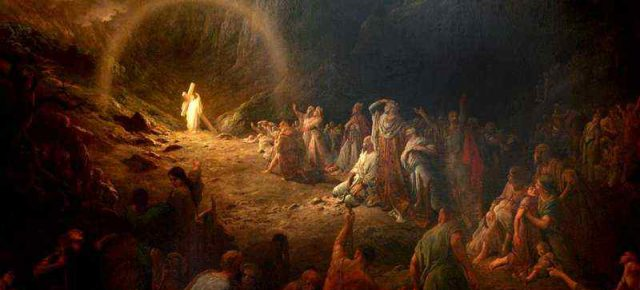 Between Death and Resurrection… He Descended Into Hell