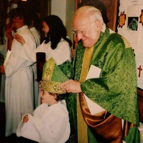 Heaven Side Encouragement for Earth Side Ministry: A Remembrance of Ed Salmon