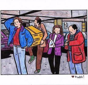 Six Times <i>Seinfeld</i> Illustrated Theological Dynamics