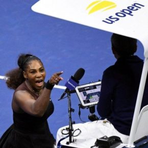 Justice, Serena Style
