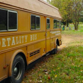 The Ash Wednesday Immortality Bus