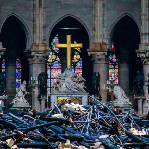 Rebuilding What We Never Made: Notre Dame