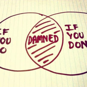 Damned If Ya Do, Damned If Ya Don't — Jacob Smith