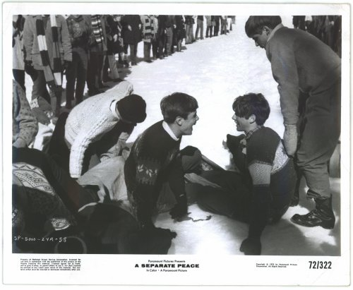 A Separate Peace Winter Carnival