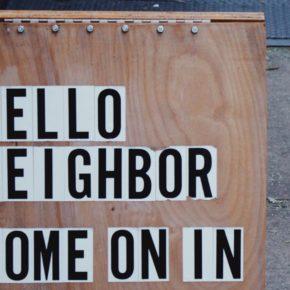 Welcome Home — Jim Munroe