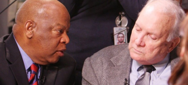 Forty-Eight Years After John Lewis Was Attacked