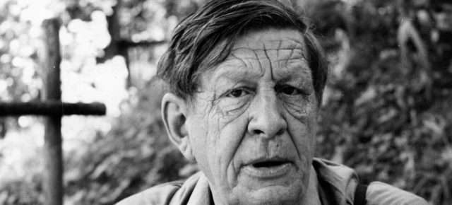 Auden's Missing Mercy
