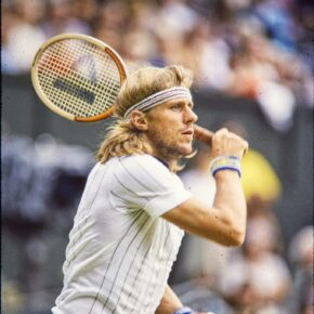 The Gospel According to a Bjorn Borg Tennis Racket — Paul Walker