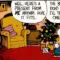 Simply Having a Mockingbird Christmas Time