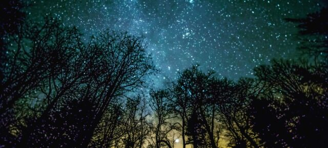 Praying in the Night