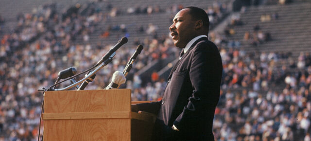 """MLK's """"True Revolution of Values"""" Begins with the Mercy of the Cross"""